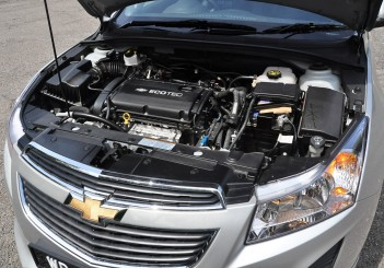 Chevrolet Cruze Sport - 29