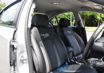 Chevrolet Cruze Sport - 35