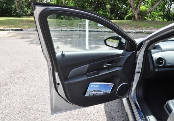 Chevrolet Cruze Sport - 43