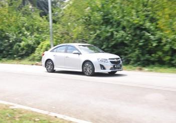 Chevrolet Cruze Sport - 75
