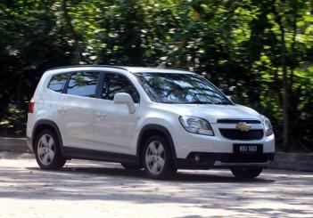 Chevrolet Orlando - 02