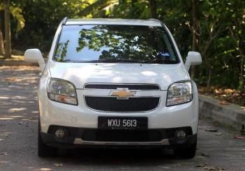 Chevrolet Orlando - 03