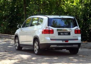 Chevrolet Orlando - 04