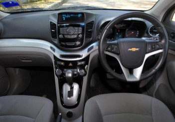 Chevrolet Orlando - 18-1