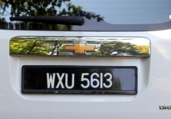 Chevrolet Orlando - 18