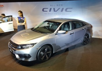Honda Civic 1.5TC-P - 003