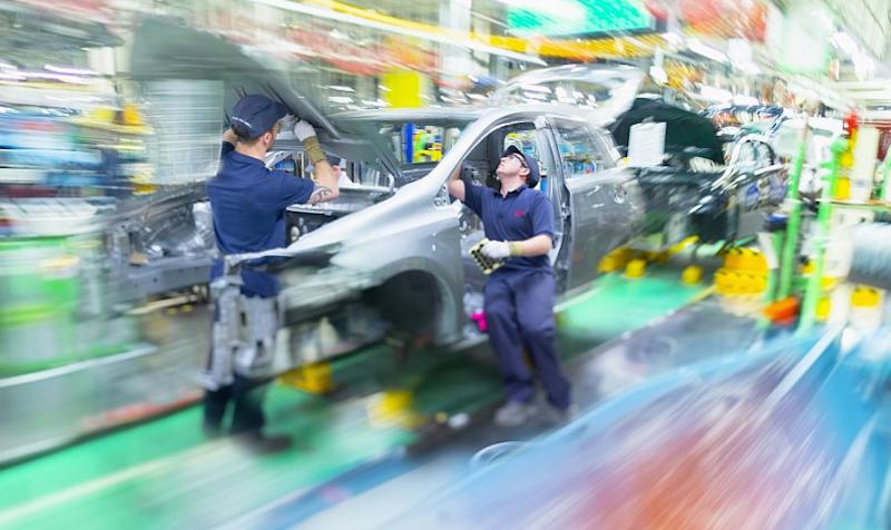 Asian Car Makers 73