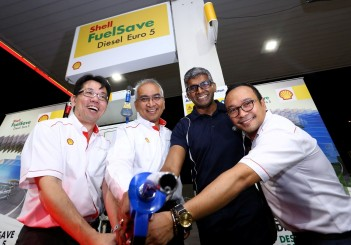 Shell FuelSave Diesel Euro 5