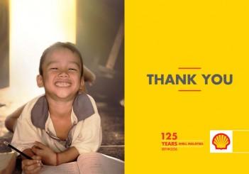 Shell Malaysia charity drive