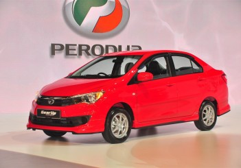 Perodua Bezza with GearUp accessories - 01