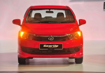 Perodua Bezza with GearUp accessories - 04