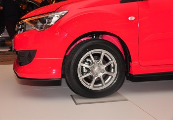Perodua Bezza with GearUp accessories - 10