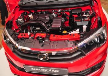 Perodua Bezza with GearUp accessories - 14
