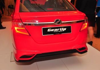 Perodua Bezza with GearUp accessories - 19