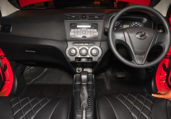 Perodua Bezza with GearUp accessories - 30