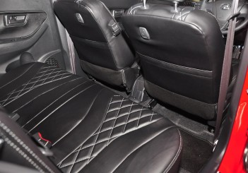 Perodua Bezza with GearUp accessories - 37