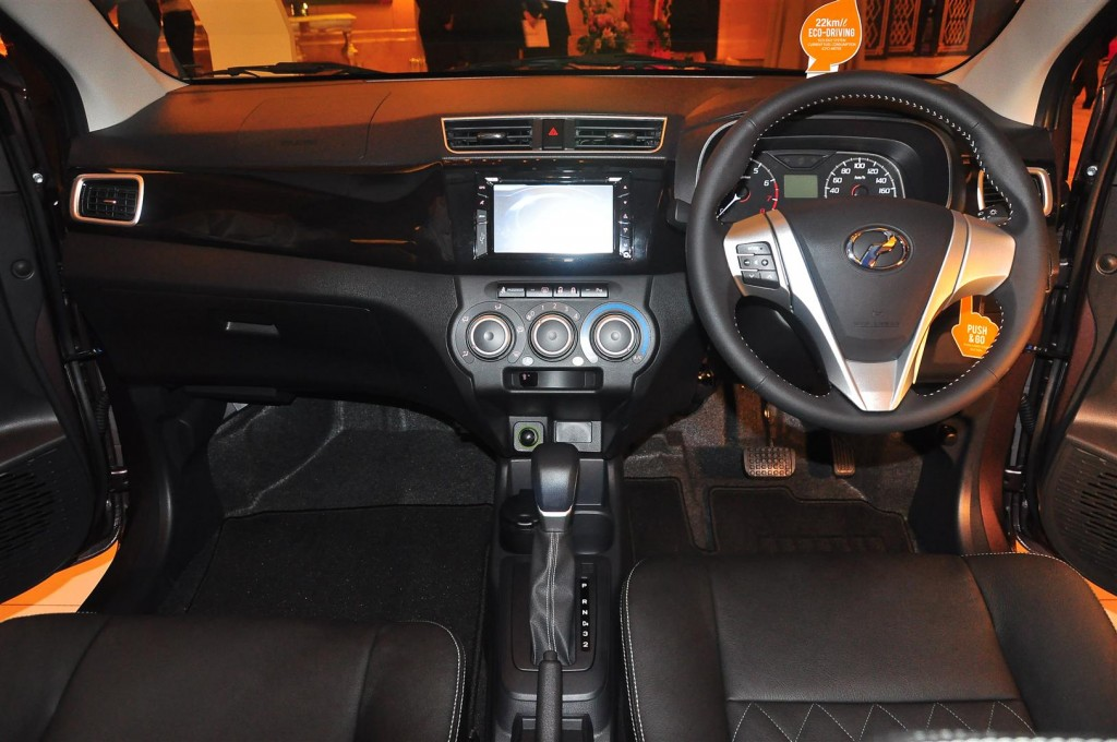 Perodua Bezza Advance - 08