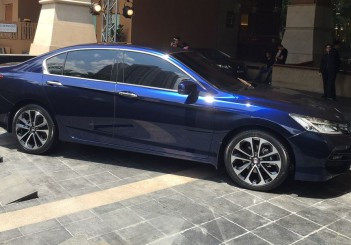 2016 facelifted Honda Accord (3)