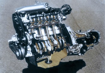 40 years of Audi five-cylinder engines