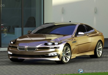 BMW 8 Series render - 03