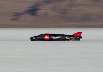 Triumph Infor Rocket Streamline