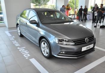 Volkswagen Jetta (Comfortline) - 01