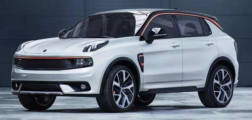 Volvo Owner Geely Launches New Car Brand With Compact Suv
