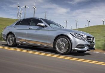 Pressefahrveranstaltung Mercedes Benz, C-Klasse, C 350e PLUG-IN