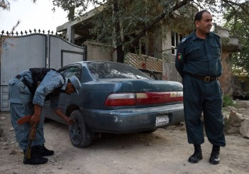 DOUNIAMAG-AFGHANISTAN-UNREST-CRIME