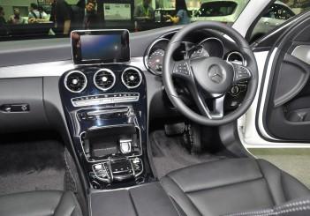 Mercedes Benz C 350e - 39