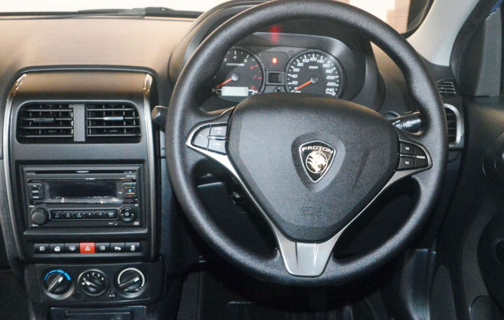 Proton Saga Premium CVT - 20