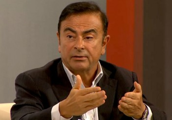 "Renault-Nissan Alliance CEO Ghosn participates in ""The BRICs A"