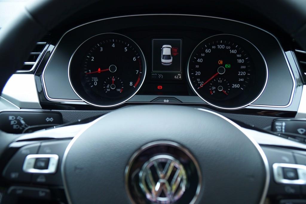 2016 VW Passat Comfortline4