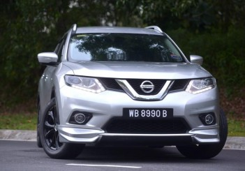 Nissan X-Trail 2.5L Impul edition - 02