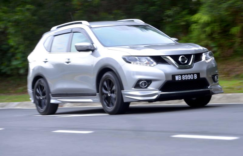 Nissan X-Trail 2.5L Impul edition - 04