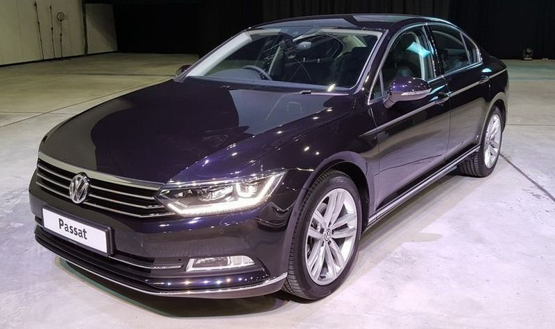 new vw passat launched priced from rm160k to rm199k carsifu. Black Bedroom Furniture Sets. Home Design Ideas