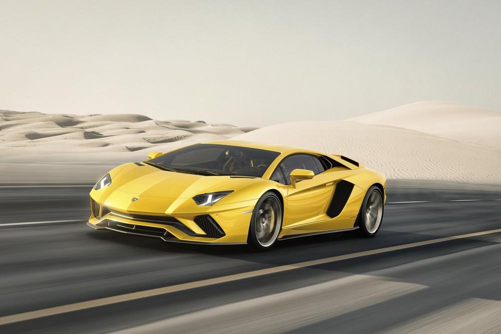 Lamborghini Aventador S_2016 (4)