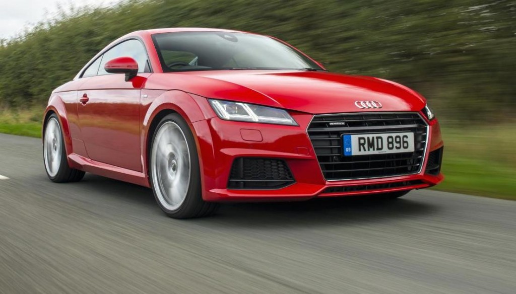diesel audi tt now goes on all fours carsifu. Black Bedroom Furniture Sets. Home Design Ideas