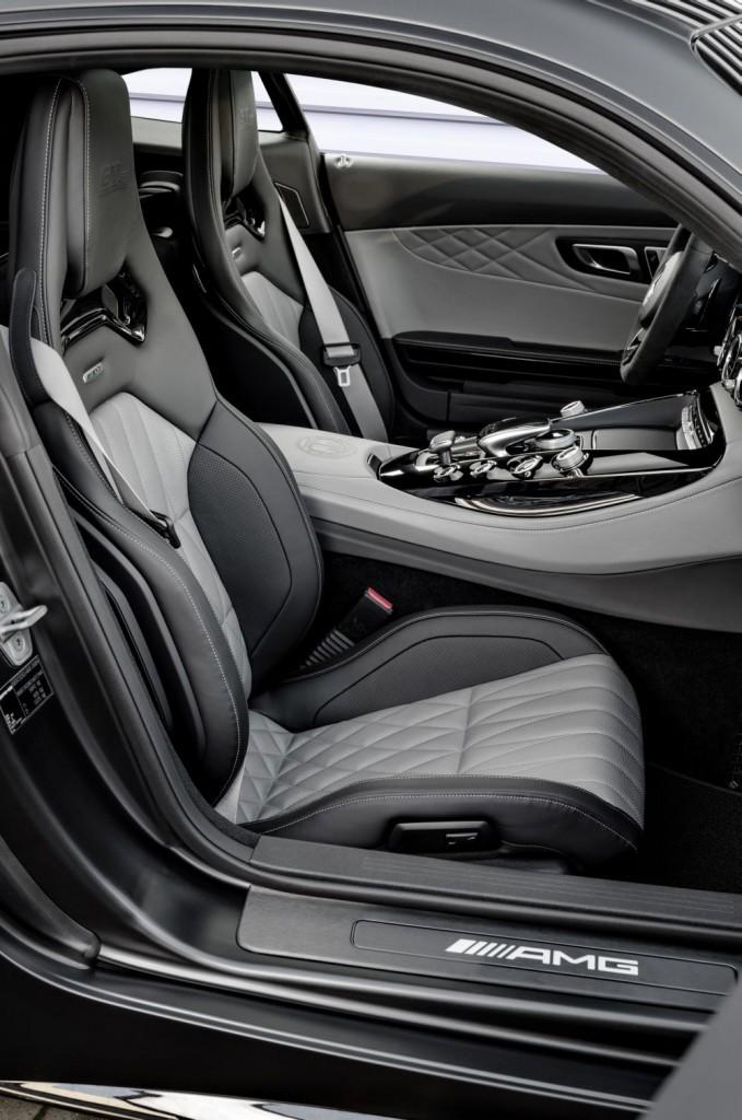 Mercedes-AMG GT C Edition 50, C 190 (2017)