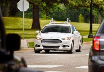 Ford-Fusion-AV-Public-Road