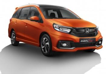 Honda Mobilio (BR-V) - 01 Phoenix Orange Pearl