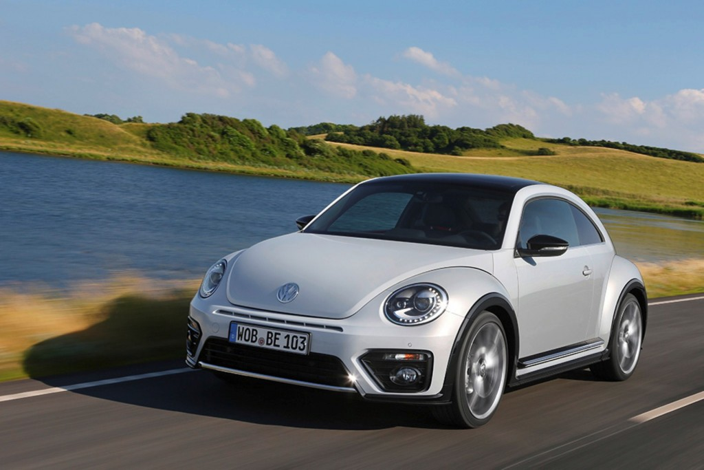VW Beetle R-Line - 01