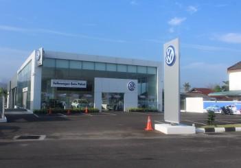 Volkswagen Batu Pahat 3S Centre