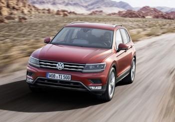 Volkswagen Tiguan - 01