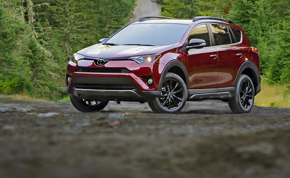 2017 Chicago Auto Show: A more rugged RAV4 among Toyota's sporty new SUV lineup | CarSifu