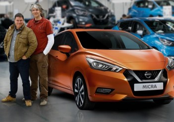 Nissan fans build all-new Micra on Facebook Live in production line world-first