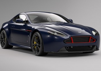 Aston Martin Vantage S Red Bull Racing Edition - 01