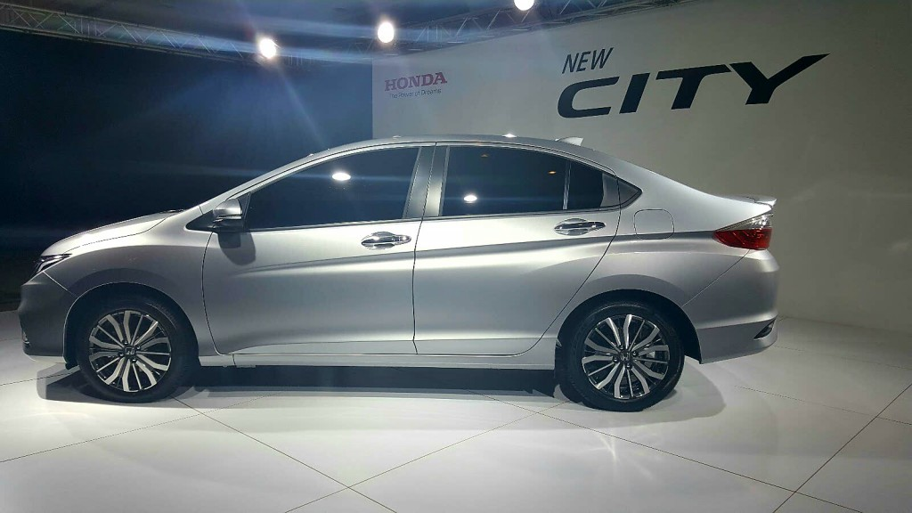 Honda City facelift (2017) - 02
