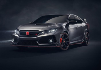 Honda Civic Type R prototype - 01