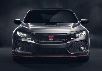 Honda Civic Type R prototype - 02